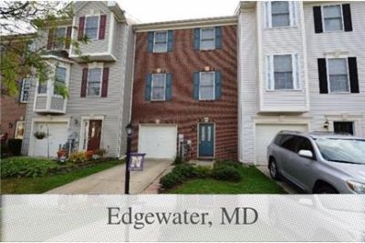 Lovely Edgewater, 3 bed, 2.50 bath