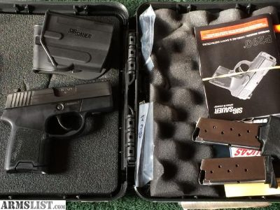 For Sale: Sig Sauer P290RS 9mm subcompact