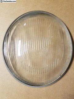 Cibie Fluted Beetle Headlight Lense Very Nice