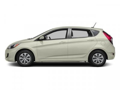 2017 Hyundai Accent GS (Century White)