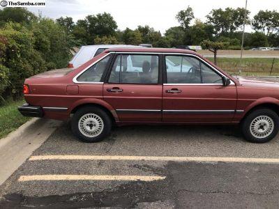 1984 Quantum Turbo Diesel Excellent