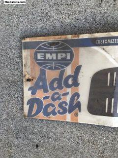 NOS Empi add a dash