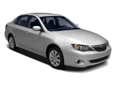 2009 Subaru Impreza 2.5i Premium (Spark Silver Metallic)