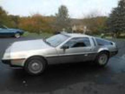 1981 DeLorean DMC Original