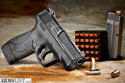 For Sale: Smith & Wesson M&P Shield (9mm) NIB with or w/o Thumb Safety (NIB)