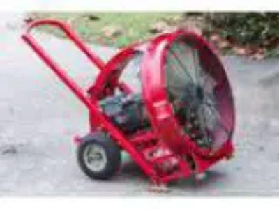 Forced Air Ventilator Fan Explosion Proof