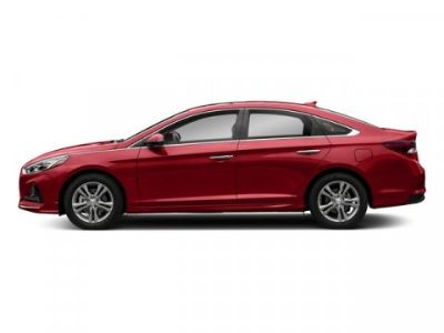 2018 Hyundai Sonata Limited (Scarlet Red)