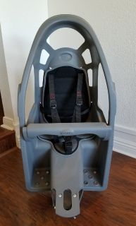 BELL Bicycle mounted child carrier/seat