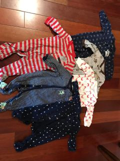 Lot of 6 month sleepers