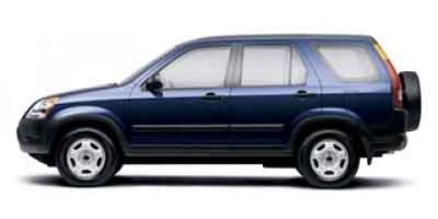 2003 Honda CR-V LX (Gray)