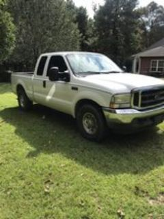 FORD F -250 EXT CAB