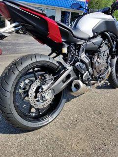 2018 Yamaha MT-07 Sport Motorcycles Coloma, MI