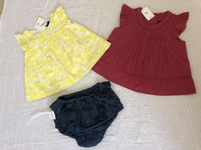 Baby gap items. New with tags. 6-12 months.
