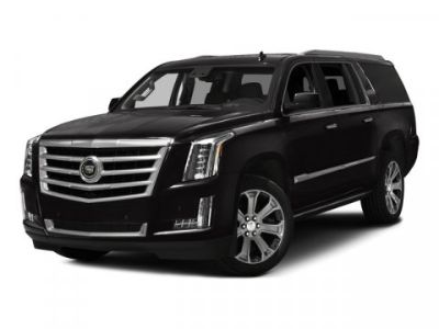 2015 Cadillac Escalade ESV Luxury (White Diamond Pearl)