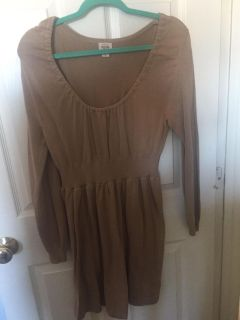 Mossimo sweater dress Large