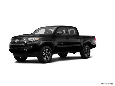 2016 Toyota Tacoma TRD Sport (Black)