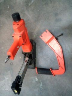 Wood floor nailer
