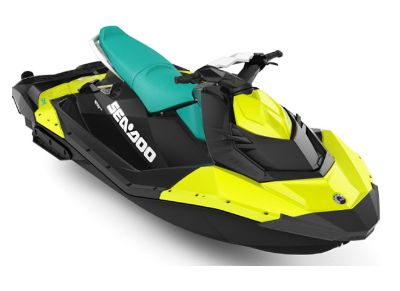 2018 Sea-Doo SPARK 3up 900 H.O. ACE iBR & Convenience Package Plus 3 Person Watercraft Island Park, ID