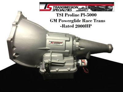 TSI PL-5000 POWERGLIDE TRANSMISSION NEW RACE GLIDE
