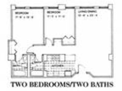 Mill House Apartments - Two BR Two BA