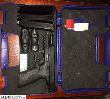 For Trade: S&W M&P 9mm