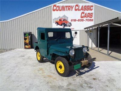 1946 Willys Pickup