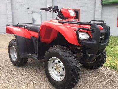 2012 Honda FourTrax Foreman 4x4 Utility ATVs Brilliant, OH