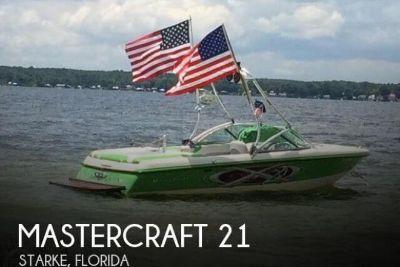 2003 Mastercraft X2 Wakeboard Edition