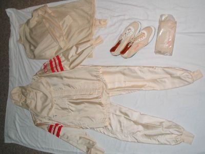 BRAND NEW 1981 Simpson Driving suit!
