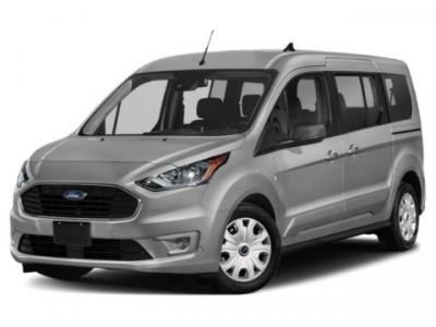 2019 Ford Transit Connect Wagon XL (Silver Metal)