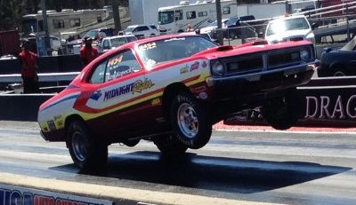 COMPLETE NHRA STOCK ELIMINATOR OPERATION