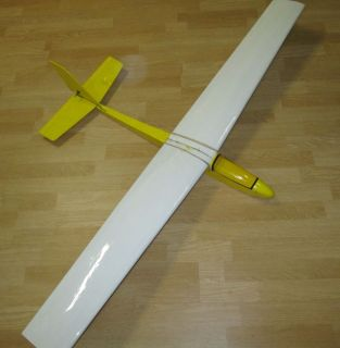 """Canary Glider, 59"""" Wingspan"""