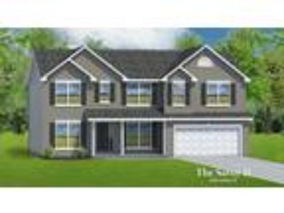The Savoy II - 2 Car Garage by T.R. Hughes Homes: Plan to be Built