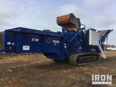 2007 Peterson 6710B Horizontal Grinder