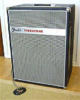 $650 Fender Vibratone (Leslie Speaker)