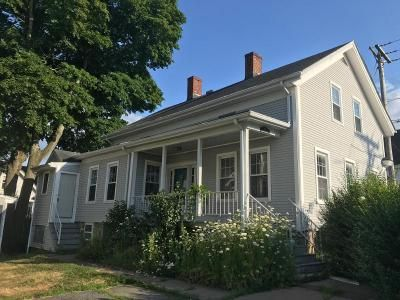 3 Bed 2 Bath Foreclosure Property in Fall River, MA 02720 - Hanover St