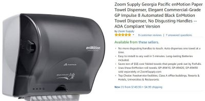 EnMotion Touchless Electronic Towel Dispenser
