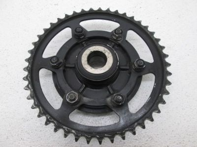 Buy 04-08 YAMAHA R1 03-12 R6S R6R YZF-R1 YZF-R6 OEM REAR WHEEL HUB SPROCKET 45T 530 motorcycle in Fort Worth, Texas, United States, for US $49.95