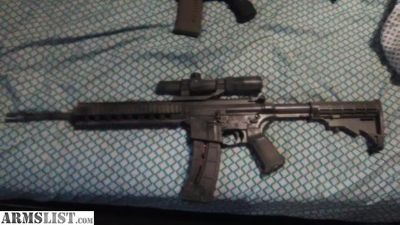 For Sale: Smith and Wesson mp15 with votex
