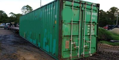 Shipping Containers starting at $2,950