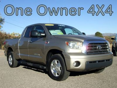 2007 Toyota Tundra Limited (Gold)