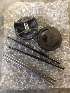 Find Harley Davidson Screamin Eagle 110 Pistons And Push Rods motorcycle in Bella Vista, Arkansas, US, for US $100.00