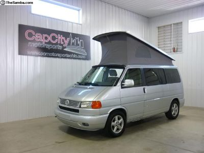 GORGEOUS 2002 Eurovan MV Weekender! LOW miles!
