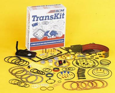 Find B&M Automatic Transmission Rebuild Kit TransKit Ford Lincoln Mercury C-4 Kit motorcycle in Tallmadge, OH, US, for US $191.97