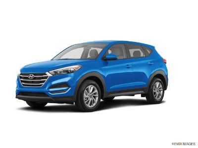 2018 Hyundai Tucson SE (Caribbean Blue)