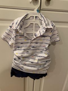 Crown & Ivy boy s dress outfit size 4T