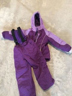 Children s Place 3-in-1 snow suit
