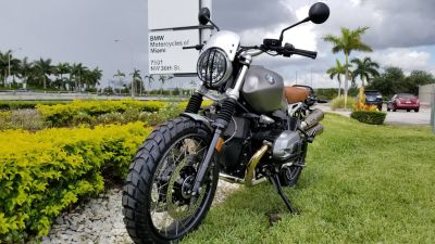 2018 BMW R nineT Scrambler Dual Purpose Motorcycles Miami, FL