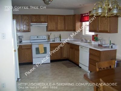 Single-family home Rental - 703 Coffee Tree Cir