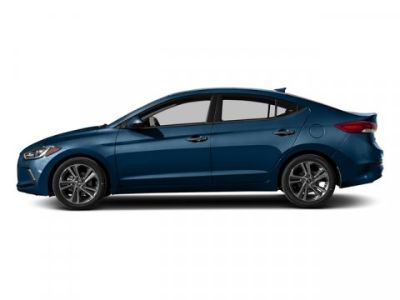 2018 Hyundai Elantra Limited (Lakeside Blue)